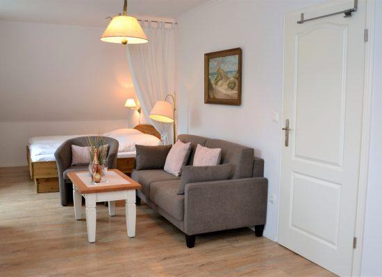 Das Wohnzimmer - das ist ja wie nach Hause kommen
